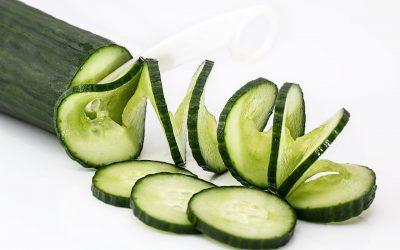 Helpt het komkommer-dieet?